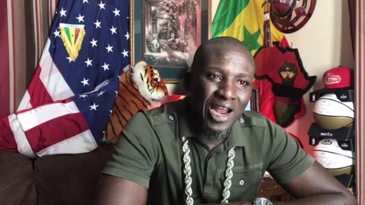 Assane Diouf s'attaque à Macky Sall et cogne Moustapha Niass et Ousmane Tanor Dieng
