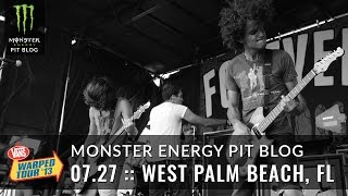2013 Pit Blog: Day 33 - West Palm Beach
