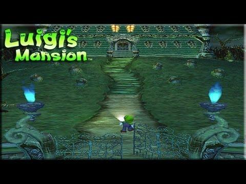 Luigi's Mansion - Ep.1: La Mansion encantada.