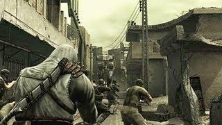 Metal Gear Solid 4 - Atuendo/Traje de Altaïr Ibn-La