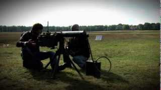 Instruments of Death TV Series - Karl Ude-Martinez - Vickers Machine Gun Testing