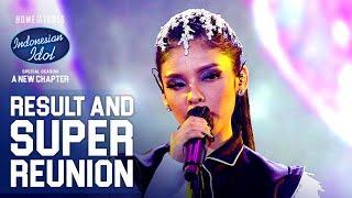 RIMAR - VISION OF LOVE (Mariah Carey) - RESULT & REUNION - Indonesian Idol 2021