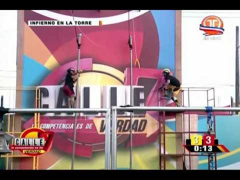 2016 11 08 Calle 7 Panama   infierno en la torre duelo EnriqueC7pa vs FacundoC7pa 2da