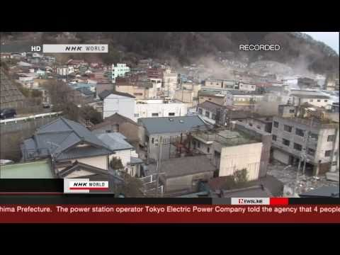 NHK World HD - Tsunami in Kamaishi - 釜石市津波