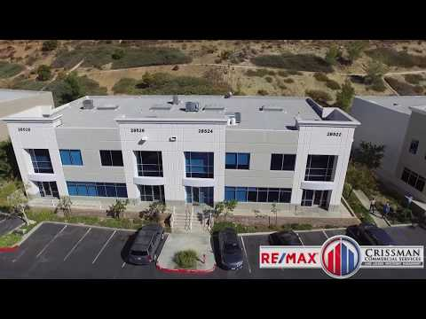 28524 Constellation Rd. Valencia, CA Office / Warehouse For sale