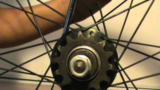 How to Remove Fixie cog Without Special Tools