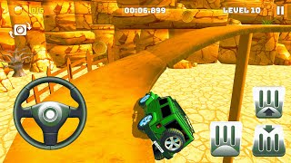 Games Lovers: Master Car climb Racing 3D: Stunt 4x4 Offroad Android Gameplay New screenshot 4