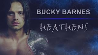 Bucky Barnes || Heathens