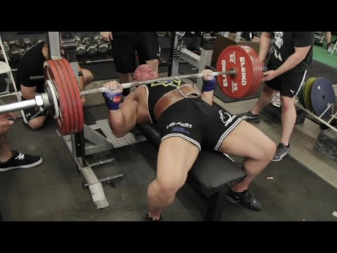 MARK BELL: ROAD TO SUCCESS
