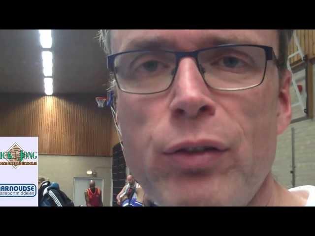 Pieter Mourik over game vs almere