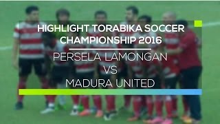Video Gol Pertandingan Persela Lamongan vs Madura United