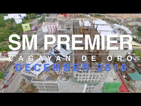 SM Premier Cagayan de Oro December 2016 Progress Update 4K