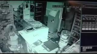 Нападение на продавца в Павлодаре