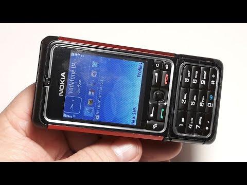 Nokia 3250 Ретро телефон из Европы. Качество финов ничем не испортишь ! Retro Phone Aus Deutschland