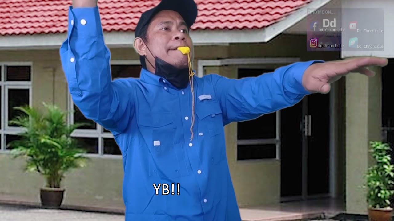 (PARODI) #119 Pegawai Polis Macam Ni lah Kita Nak. YB Pun Dia Langgar
