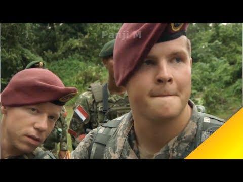 Bukti tentara Amerika tidak s4nggup l4tihan ala tentara Indonesia