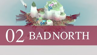 Bad North Gameplay PC Let's Play Part 2 (GROUND POUND)