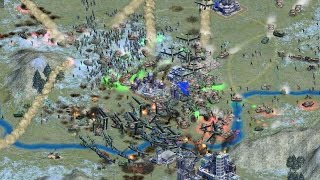 MASSIVE WORLD WAR 3 - Rise of Nations: Extended Edition