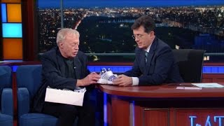 Phil Knight Made A Pair Of Nikes Just For Stephen