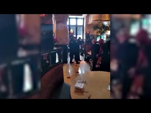 The Pursuit of Happiness - The Great Cheesecake Factory Riot of 2018 (video)