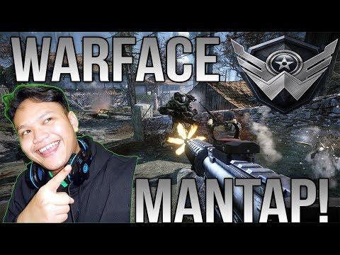 GAME FPS ONLINE GRATIS SERU! - WARFACE INDONESIA