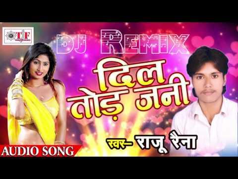 DJ Bhojpuri Sad Song 2017    दिल तोड़s जनि    Dil Toda Jani    Raju Raina    New Bhojpuri Song 2017
