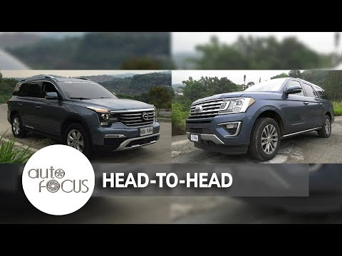 2018 Ford Expedition VS 2019 GAC GS8 | Head-to-Head