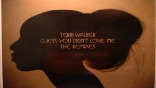 Terri Walker ‎– Guess You Didn