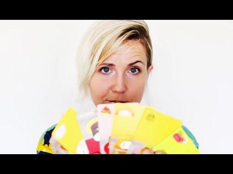 My January Top 5 Favorite Games (Apps, Board Games, Card Games!)   Hannah Hart