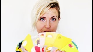My January Top 5 Favorite Games (Apps, Board Games, Card Games!) | Hannah Hart