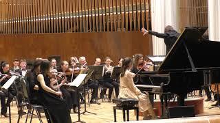 Chopin - Piano Concerto No. 1, mov. 1 / Шопен - Концерт для ф-но с оркестром № 1, Часть 1