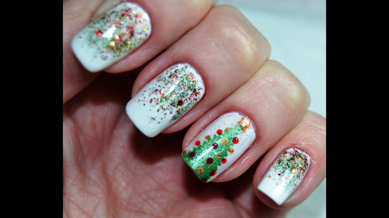 Simple Nail Designs Youtube