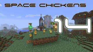 Minecraft Space Chickens - E14 - Nether Chicken