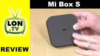 Mi Box S Review - $59 Official Android TV Box