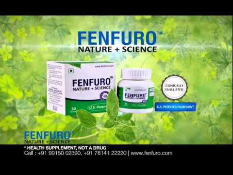 FENFURO  Promotes Healthy Blood Glucose & Lipid Levels