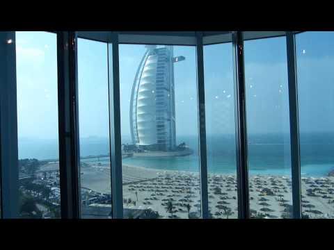 Dubai. Jumeirah Beach Hotel Panorama