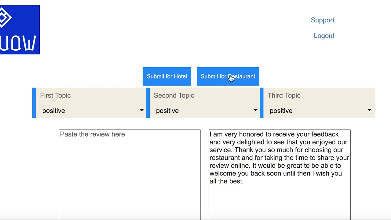 Why and how to respond to reviews?