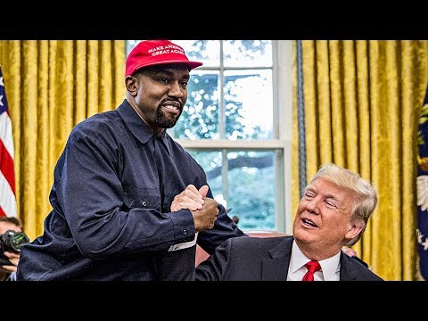 Trump And Kanye West Praise Each Other During Bizarre White House Visit Mp3