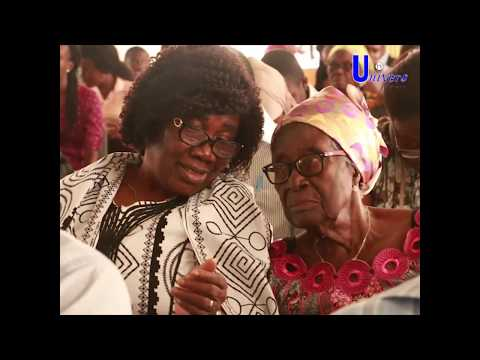 1st Annual International Research Conference on Ageing Studies held at University of Ghana