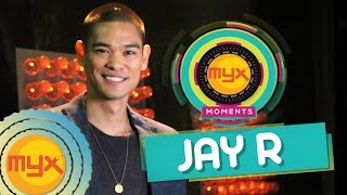 JAY R shares his most memorable MYX Moment!