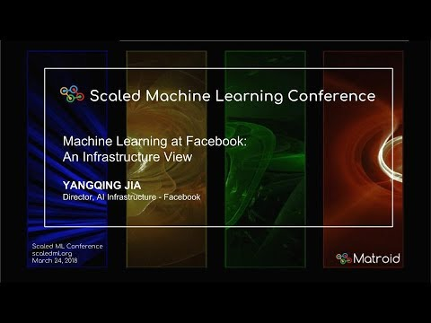 Yangqing Jia – Machine Learning at Facebook: An Infrastructure View