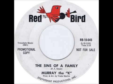 """Murray The """"K"""" - The Sins Of A Family"""