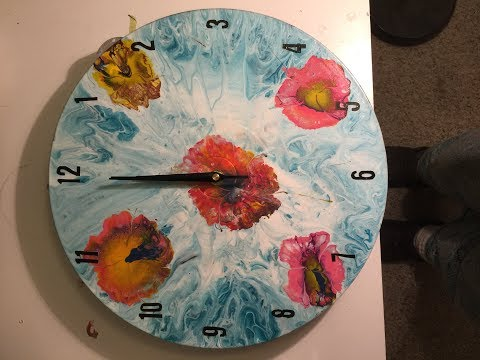 🎥  70 Acres Studio Thursday Live Stream - Poured Clock & Chicken Journal