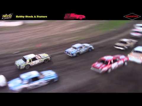 Hobby Stock -- 6/9/17 -- Rapid Speedway