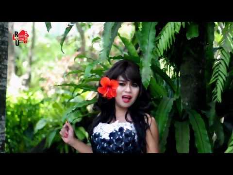 Iyeth Bustami - Mimpi Terindah Cover by Model Alya Safara official video Lipsing