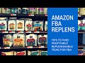 How To Make Money On Amazon FBA - Replenishable Items