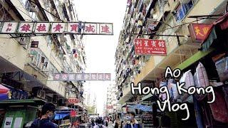 홍콩 브이로그 I 만다린 오리엔탈 호텔 런치, 홍콩식 …