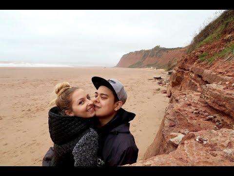 Road Trip Along the Coast of Devon + Dartmoor National Park [ UK Vlogs 2018 ]