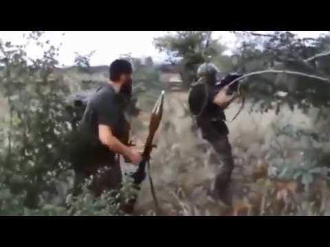 Бой Украинской армии и сепаров ►новороссия ►ЛНР ►ДНР Украина!