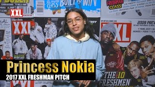 Princess Nokia's Pitch for 2017 XXL Freshman